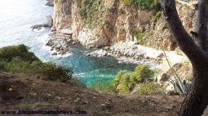 Playa i calitas de Tossa